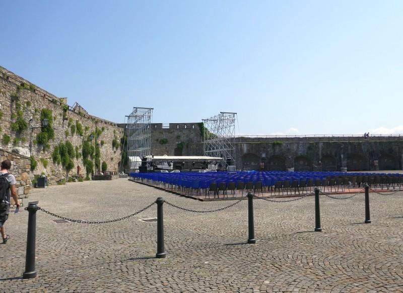 トリエステのサン・ジュスト城
