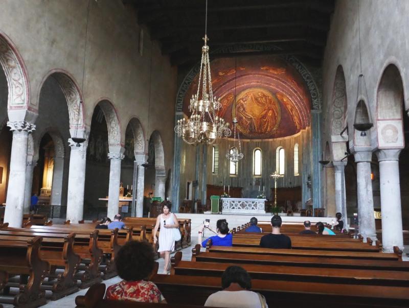 トリエステのサン・ジュスト大聖堂