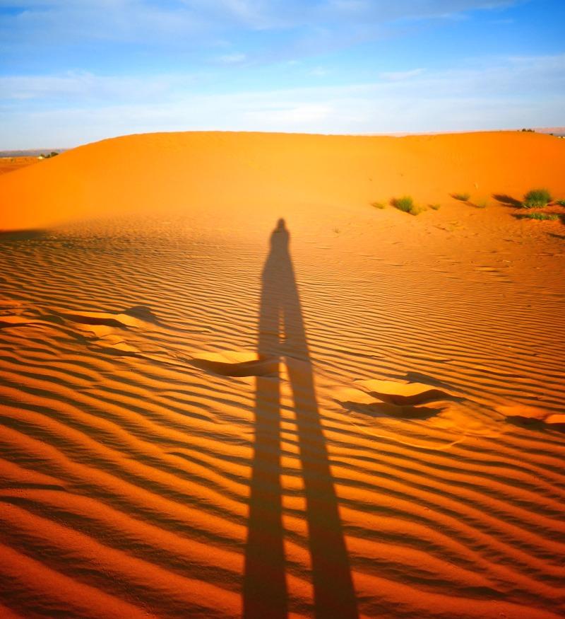 モロッコ個人旅行砂漠ツアー